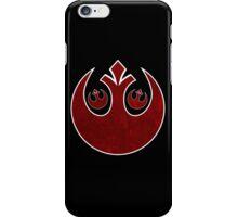 Rebel Alliance  Emblem iPhone Case/Skin