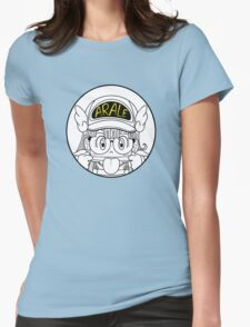 Arale Dr Slump Womens Fitted T-Shirt