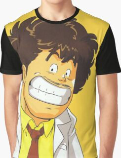 Dr Slump Smile Graphic T-Shirt