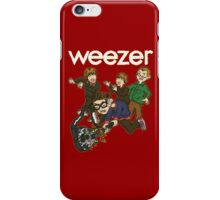 The Weezer iPhone Case/Skin