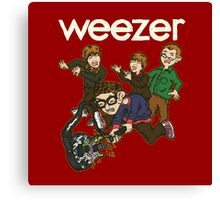 The Weezer Canvas Print