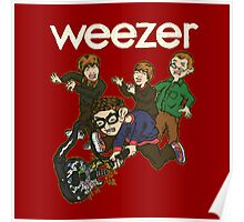 The Weezer Poster