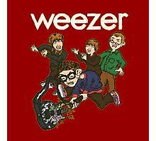 The Weezer Photographic Print