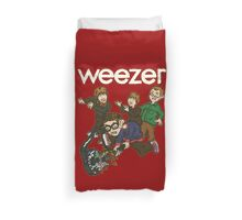 The Weezer Duvet Cover