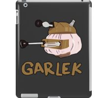 """Garlek""  iPad Case/Skin"