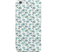 Marine flowers iPhone Case/Skin