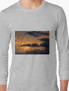 Cloud 20140708-80 Long Sleeve T-Shirt