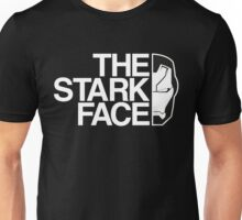 The Stark Face (V. Black) Unisex T-Shirt