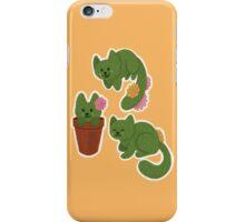 Cactus Cats iPhone Case/Skin
