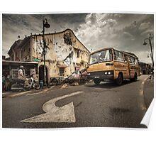 Urban Penang #0701 Poster