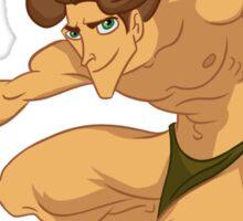 Tarzan Sticker