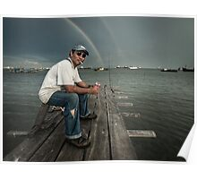 The Fisherman #0301 Poster
