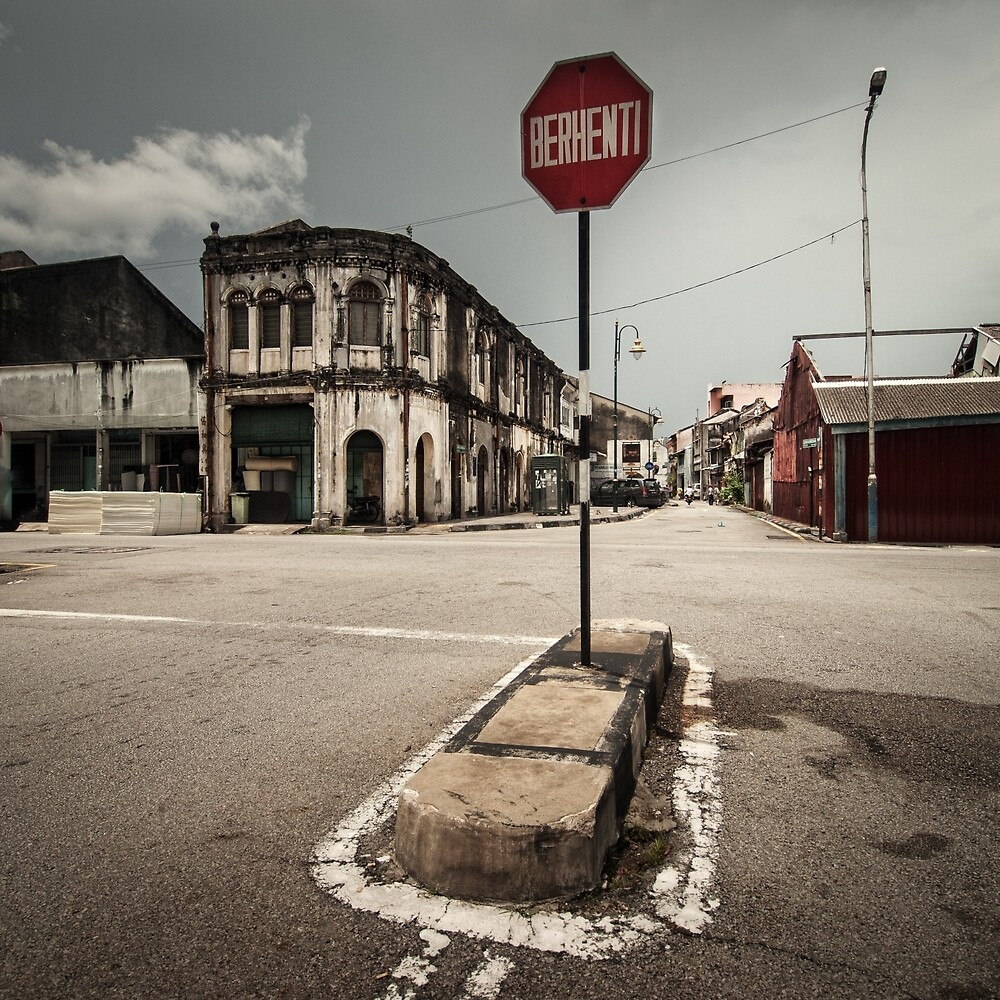 Urban Penang #0601 by Michiel de Lange
