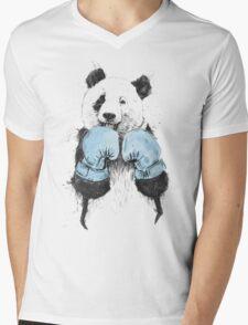 The winner Mens V-Neck T-Shirt
