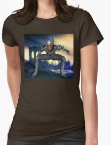 Wasteland Womens Fitted T-Shirt