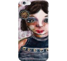 Young illusions iPhone Case/Skin