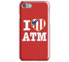 I Love Atleti iPhone Case/Skin