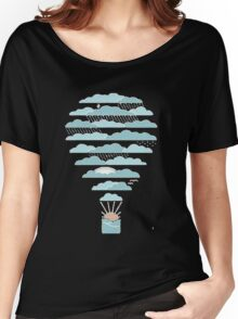 Weather ballon !!! Women's Relaxed Fit T-Shirt