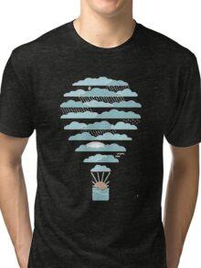 Weather ballon !!! Tri-blend T-Shirt