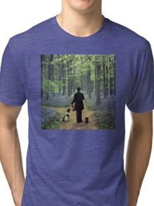 Second Fiddle Tri-blend T-Shirt
