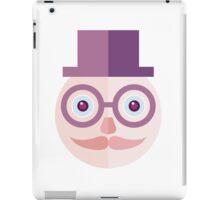 Gentleman iPad Case/Skin