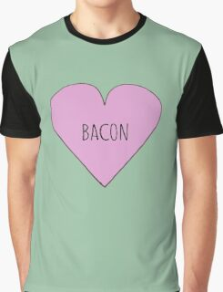 Bacon Love Graphic T-Shirt