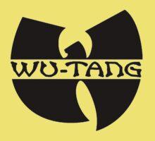 Wutang logo Kids Tee
