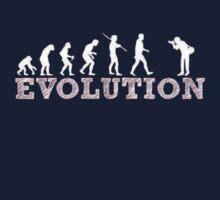 Evolution Photographer One Piece - Long Sleeve