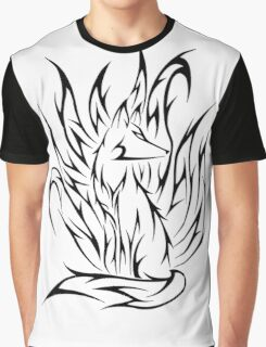 Demon fox Graphic T-Shirt