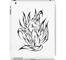 Demon fox iPad Case/Skin