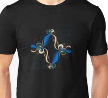 Elegant Abstract Unisex T-Shirt