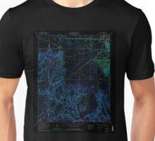 USGS TOPO Map Alabama AL Trinity 305245 1962 24000 Inverted Unisex T-Shirt