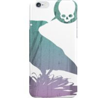 Pissed off crow! iPhone Case/Skin