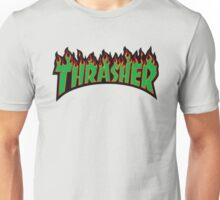 thrasher green logo Unisex T-Shirt