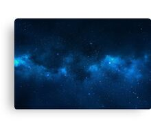 Lost In Space No3 Canvas Print