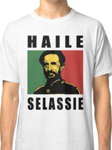 Haile Selassie BLK Classic T-Shirt