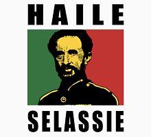 Haile Selassie BLK Unisex T-Shirt