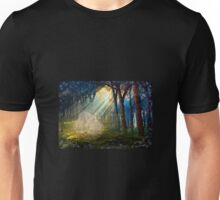 Asleep In The Forest Unisex T-Shirt