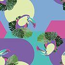 Tropicana_Tiled by Alex Litzow