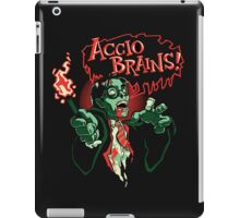 Harry potter ghost iPad Case/Skin