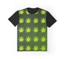 TEX16 GREEN Graphic T-Shirt