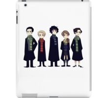 Harry potter team iPad Case/Skin