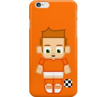 Football Soccer Holland The Netherlands iPhone Case/Skin