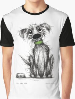 Fido the dog Graphic T-Shirt