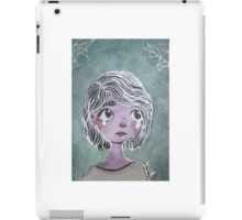 """Crybaby"" Watercolor Illustration iPad Case/Skin"