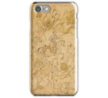 Sultan Mahmud leading a hunting expedition, attributable to Daulat, Mughal,  iPhone Case/Skin