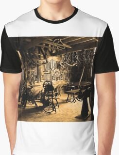 0644 The Workshop Graphic T-Shirt
