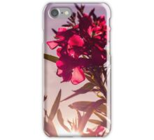 The magic of spring sunsets iPhone Case/Skin