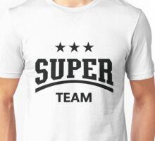 Super Team (Black) Unisex T-Shirt