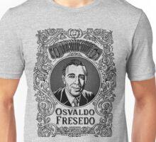 Osvaldo Fresedo in Black Unisex T-Shirt